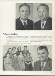 Page 13, 1950 Edition, Austin High School - Austinian Yearbook (Austin, MN) online yearbook collection