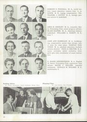Page 16, 1950 Edition, Austin High School - Austinian Yearbook (Austin, MN) online yearbook collection