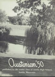 Page 7, 1950 Edition, Austin High School - Austinian Yearbook (Austin, MN) online yearbook collection