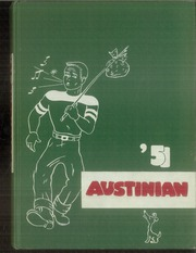 1951 Edition, Austin High School - Austinian Yearbook (Austin, MN)