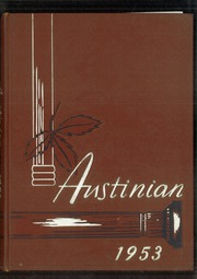 Page 1, 1953 Edition, Austin High School - Austinian Yearbook (Austin, MN) online yearbook collection