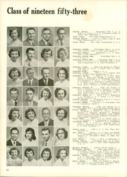 Page 16, 1953 Edition, Austin High School - Austinian Yearbook (Austin, MN) online yearbook collection