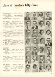Page 17, 1953 Edition, Austin High School - Austinian Yearbook (Austin, MN) online yearbook collection