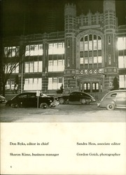 Page 8, 1953 Edition, Austin High School - Austinian Yearbook (Austin, MN) online yearbook collection