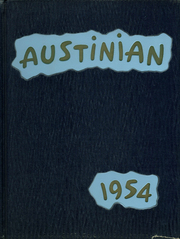 1954 Edition, Austin High School - Austinian Yearbook (Austin, MN)