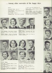 Page 15, 1956 Edition, Austin High School - Austinian Yearbook (Austin, MN) online yearbook collection