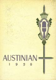Page 1, 1958 Edition, Austin High School - Austinian Yearbook (Austin, MN) online yearbook collection