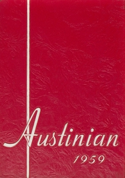 1959 Edition, Austin High School - Austinian Yearbook (Austin, MN)