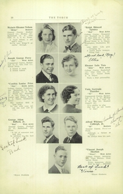 Page 12, 1938 Edition, Acton Boxborough Regional High School - Torch Yearbook (Acton, MA) online yearbook collection