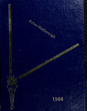 Page 1, 1984 Edition, Acton Boxborough Regional High School - Torch Yearbook (Acton, MA) online yearbook collection