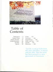 Page 5, 1984 Edition, Acton Boxborough Regional High School - Torch Yearbook (Acton, MA) online yearbook collection