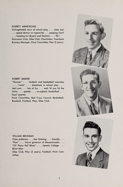 Page 13, 1951 Edition, Weston High School - Key Yearbook (Weston, MA) online yearbook collection