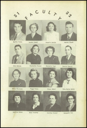 Page 15, 1952 Edition, Weston High School - Key Yearbook (Weston, MA) online yearbook collection
