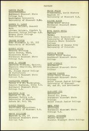 Page 17, 1952 Edition, Weston High School - Key Yearbook (Weston, MA) online yearbook collection