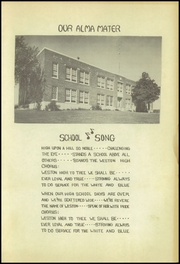 Page 5, 1952 Edition, Weston High School - Key Yearbook (Weston, MA) online yearbook collection