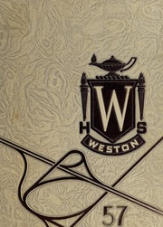 Weston High School - Key Yearbook (Weston, MA) online yearbook collection, 1957 Edition, Page 1