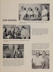 Page 15, 1960 Edition, Weston High School - Key Yearbook (Weston, MA) online yearbook collection