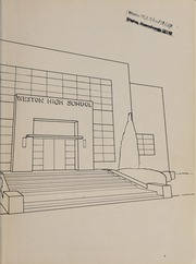 Page 3, 1960 Edition, Weston High School - Key Yearbook (Weston, MA) online yearbook collection