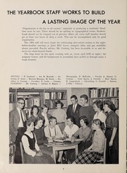 Page 8, 1960 Edition, Weston High School - Key Yearbook (Weston, MA) online yearbook collection