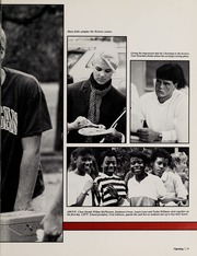 Page 13, 1988 Edition, Weston High School - Key Yearbook (Weston, MA) online yearbook collection