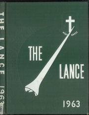 1963 Edition, Holy Cross High School - Lance Yearbook (Delran, NJ)