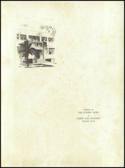 Page 5, 1955 Edition, Forest Lake Academy - Mirror Yearbook (Apopka, FL) online yearbook collection