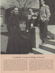 Page 7, 1947 Edition, Catholic Central High School - Shamrock Yearbook (Detroit, MI) online yearbook collection