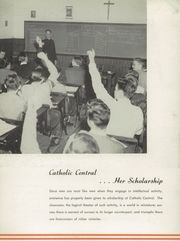 Page 8, 1947 Edition, Catholic Central High School - Shamrock Yearbook (Detroit, MI) online yearbook collection
