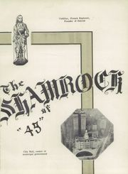 Page 7, 1949 Edition, Catholic Central High School - Shamrock Yearbook (Detroit, MI) online yearbook collection