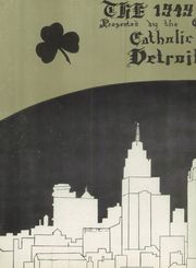 Page 8, 1949 Edition, Catholic Central High School - Shamrock Yearbook (Detroit, MI) online yearbook collection