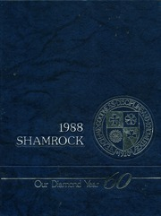 Page 1, 1988 Edition, Catholic Central High School - Shamrock Yearbook (Detroit, MI) online yearbook collection