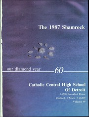 Page 5, 1988 Edition, Catholic Central High School - Shamrock Yearbook (Detroit, MI) online yearbook collection