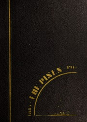 1935 Edition, Traverse City High School - Pines Yearbook (Traverse City, MI)