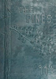 1946 Edition, Traverse City High School - Pines Yearbook (Traverse City, MI)