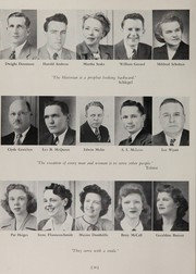Page 16, 1946 Edition, Traverse City High School - Pines Yearbook (Traverse City, MI) online yearbook collection