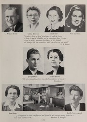 Page 17, 1946 Edition, Traverse City High School - Pines Yearbook (Traverse City, MI) online yearbook collection