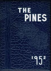1952 Edition, Traverse City High School - Pines Yearbook (Traverse City, MI)