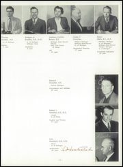 Page 13, 1952 Edition, Traverse City High School - Pines Yearbook (Traverse City, MI) online yearbook collection