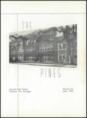 Page 5, 1952 Edition, Traverse City High School - Pines Yearbook (Traverse City, MI) online yearbook collection