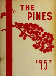 1957 Edition, Traverse City High School - Pines Yearbook (Traverse City, MI)