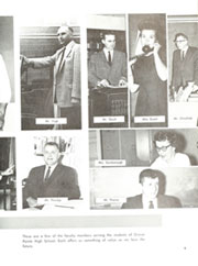 Page 13, 1964 Edition, Grosse Pointe High School - View Pointe Yearbook (Grosse Pointe, MI) online yearbook collection