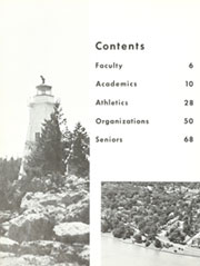 Page 6, 1964 Edition, Grosse Pointe High School - View Pointe Yearbook (Grosse Pointe, MI) online yearbook collection
