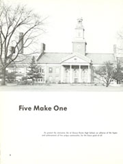 Page 8, 1964 Edition, Grosse Pointe High School - View Pointe Yearbook (Grosse Pointe, MI) online yearbook collection
