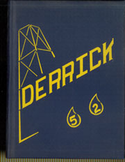 1952 Edition, Mount Pleasant High School - Derrick Yearbook (Mount Pleasant, MI)