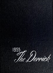1955 Edition, Mount Pleasant High School - Derrick Yearbook (Mount Pleasant, MI)