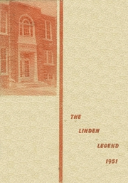 1951 Edition, Linden High School - Linden Legend Yearbook (Linden, MI)
