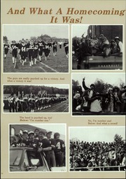 Page 14, 1982 Edition, Linden High School - Linden Legend Yearbook (Linden, MI) online yearbook collection