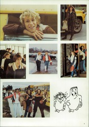 Page 9, 1982 Edition, Linden High School - Linden Legend Yearbook (Linden, MI) online yearbook collection