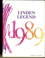 1988 Edition, Linden High School - Linden Legend Yearbook (Linden, MI)
