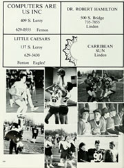 Page 108, 1988 Edition, Linden High School - Linden Legend Yearbook (Linden, MI) online yearbook collection